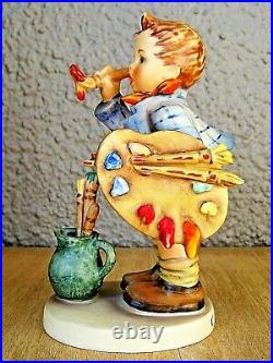 Hummel Figurine THE ARTIST HUM #304 TMK4 Goebel Germany RARE Value $1500 J915