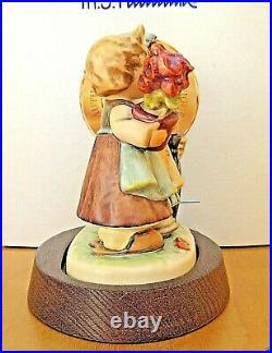 Hummel Figurine TRIO OF WISHES HUM 721 TM7 Goebel Germany LE MIB F330