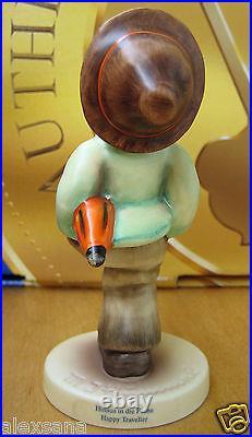Hummel Figurine WHERE TO GO HUM 829 Goebel ENDURING GLOW OF FREEDOM SET NIB