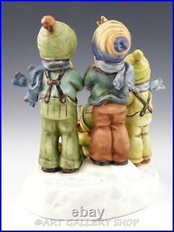 Hummel Goebel 7-3/8 Figurine Century Collection 668 STRIKE UP THE BAND Mint Box