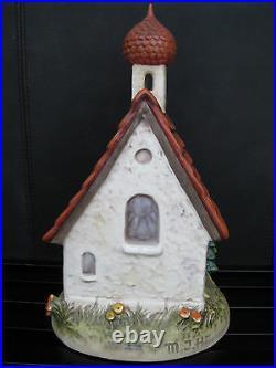Hummel Goebel Chapel Time, Clock 1st Century Piece #442 Germany Mint