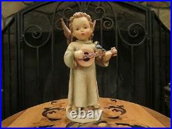 Hummel Goebel Festival Harmony Angel With Mandolin 172/II 10 3/4 Figurine 1947