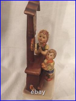 Hummel Goebel Figurine ADORATION TMK- 2 #23/1 Boy and Girl Praying