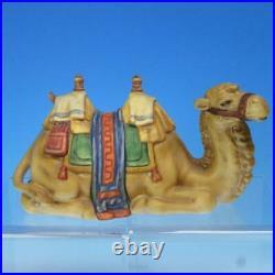 Hummel Goebel Germany Figurine Nativity Lying Sitting Camel 46-821-11 Large