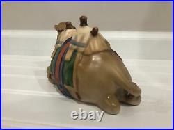 Hummel Goebel Germany Figurine Nativity Lying Sitting Camel 46 839 TMK 6 Large
