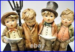 Hummel Goebel HARMONY IN FOUR PARTS Figurine 471 with Original Box TMK 6