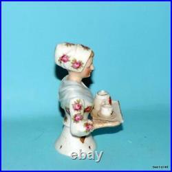 Hummel Goebel Oeslau Wilhelmsfeld Tea Cosies Half Doll With Tray