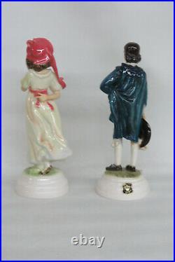 Hummel Goebel Pinkie and Blueboy Sir Thomas Lawrence 1966 W Germany 2404B