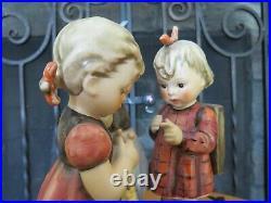 Hummel Goebel School Girls 177/I Figurine TMK-5 Reinhold Unger (1946)