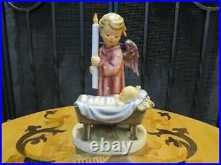 Hummel Goebel Watchful Angel Angelic Care Guardian Angel 194 Figurine TMK-8 1948