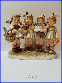 Hummel Goebel We Wish You The Best Figurine #600 Century Collection (Large)