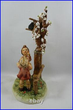 Hummel Goebel Welcome Spring Figurine, #635