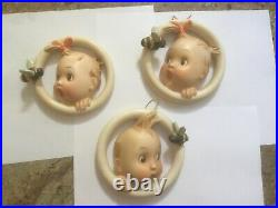 Hummel Hanging Rings Superb condition of BA-BEE Boy and Girl