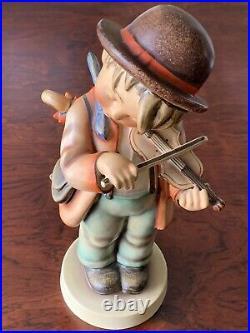 Hummel Large 11 Little Fiddler 2/ II Full Bee Germany