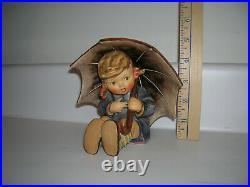 Hummel Umbrella Girl 152/0 B Goebel Germany