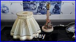 Just Resting Goebel Hummel Figurine Lamp
