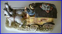 LARGE Hummel/ Goebel Figurine FOND GOODBYE #660 CENTURY COLLECTION