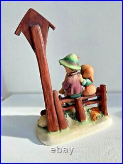 Large Hummel Goebel Wayside Devotion TALL 7 1/4 HUM 28/2 TMK 3