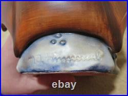 Large Hummel Old True TMK2 Full Bee 152B 8 Rare Copr. W. Goebel Umbrella Girl