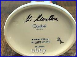 MINT Signed Hummel Goebel Be Patient Disney Minnie Mouse Limited 870/1500