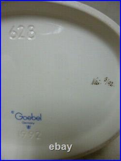 MI Hummel 628 Goebel RARE UNKNOWN PROTOTYP EARLY SAMPLE MASTERPIECE
