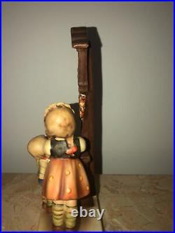 M I Hummel Goebel Adoration Girl Boy #23/1 Tmk3 Large 7 Excellent Condition