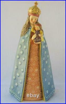 M I Hummel Goebel SUPREME PROTECTION MADONNA CHILD Porcelain Figurine Germany
