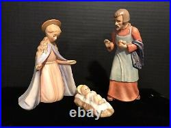 M. I. Hummel/goebel Joseph, Mary&jesus Nativity Figurines-new-germany