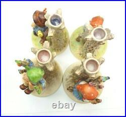 M. J. Goebel Hummel Ceramic Figures Bookends Boxes Candlesticks & More Huge Lot