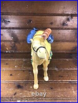 NM Goebel Standing Camel Figurine for Hummel Nativity Set TMK 6 8 1/4 Tall