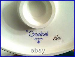 New 7 Hummel #194 Watchful Angel Tmk-7 Goebel M. I. Hummel Signature On Base