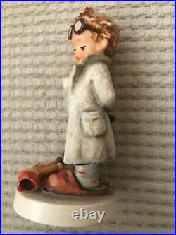 Rare Master Sample Hummel Doctor 127 Goebel German Figurine Arbeitmuster