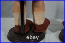 Rare Vintage Goebel Hummel Pr Hansel & Gretel Alpine Children Dolls 17 In Boxes
