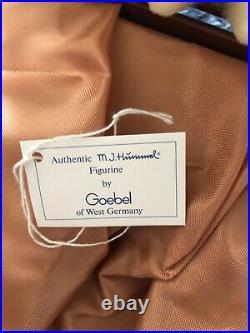 SIGNED Hummel Goebel Figurine Celebrating 75th Anniversary Of Sister M. I. Hummel