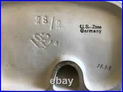 TMK-1 Wayside Devotions Crafted by M. I. Hummel Rare 28/2. (U. S. Zone Germany)