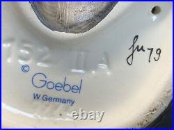 VTG M. I. Hummel Goebel UMBRELLA BOY #152/II A TMK8 Large 8 IN Tall