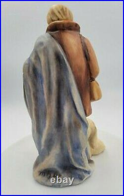 Vintage Goebel Hummel 214/F Shepherd Standing Nativity (1951) 8 Figurine