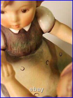 Vintage Goebel Hummel #353/I Spring Dance TMK4 EXCELLENT CONDITION