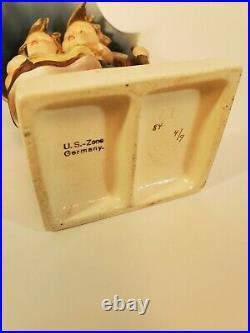 Vintage Goebel Hummel #71 Stormy Weather TMK1