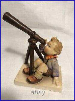 Vintage Goebel Hummel Figurine Star Gazer TMK-1 #132 Incised Crown Germany