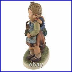 Vintage Goebel Hummel Follow The Leader 369 Children Dog Large Figurine TMK-5 27