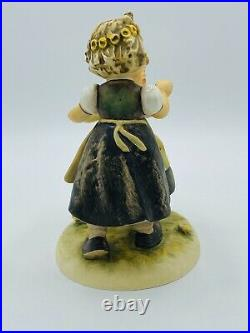Vintage Goebel Hummel SPRING DANCE Hum #353/I TMK6 7 Tall Perfect