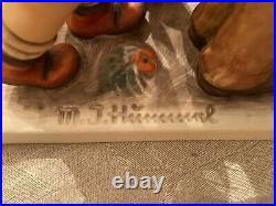 Vintage Hummel Adventure Bound 347 1957 Large 7.5 Goebel TMK 5