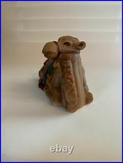Vintage Hummel Goebel Germany Figurine Nativity Lying /Sitting Camel 46 839 09