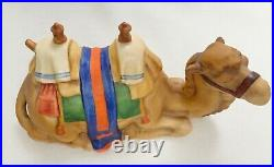 Vintage Hummel Goebel West Germany Figurine Nativity Lying Sitting Camel Figure
