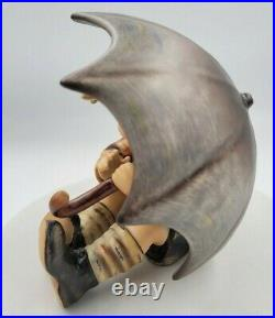 Vintage Large Goebel Hummel TMK8 152/A Umbrella Boy 6 Figurine